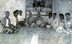 Singaraja-Bali, November 1960.