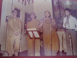 Wihara Bahtrasasana, Tanjung Pinang 1975